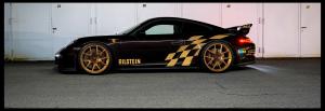 BILSTEIN Clubsport sorgt im 991 GT3 von TIKT für die angemessene Performance.