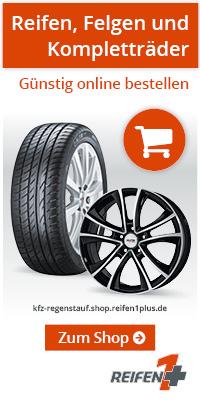 Räder, Reifen, Alufelgen Onlineshop